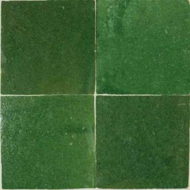Verde scuro - piastrella da rivestimento