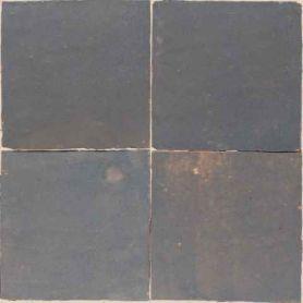 Grigio scuro - piastrella marocchina da rivestimento