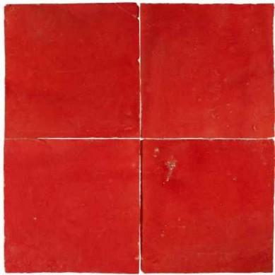 Rosso - piastrella da rivestimento