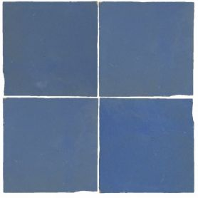 Blu navy - mattonella da parete