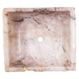 Baldur - rectangular stone sink