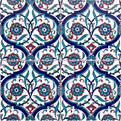 Toygar - Piastrelle orientali in ceramica