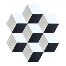 Marcio - Piastrelle esagonali in cemento