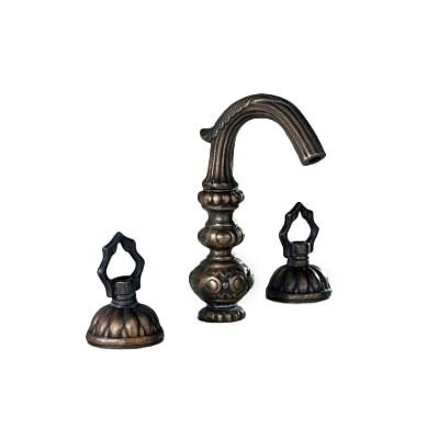 Alfonsina - miscelatore lavabo in ottone