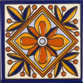 Fuego - Piastrella in ceramica con rilievo 30 pezzi