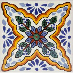 Esperanza - Piastrelle Messicane in Ceramica 30 pezzi