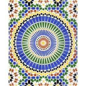 Adel - Piastrelle in ceramica marocchina