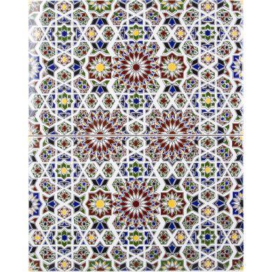 Marwa - Piastrelle in ceramica marocchina