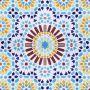 Baha - piastrelle di ceramica dal Marocco