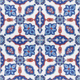 Hala - rivestimento in ceramica 20x20cm, 12 piastrelle incluse (0,5m2)