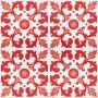 Batul - piastrelle rosse dalla Tunisia