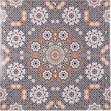 Bandar - Piastrelle marocchine da cucina