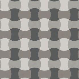 Corsetti grigi - piastrelle di cemento