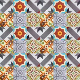 Patchwork - Patchwork Cement Tiles